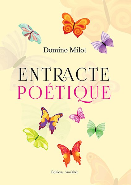 04/06/17 – Entracte poétique de Domino Milot