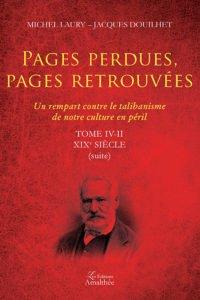 Pages perdues - Pages retrouvées - Tome 4-2