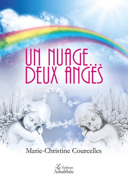 04/08/2017 – Un nuage… Deux anges par Marie-Christine Courcelles