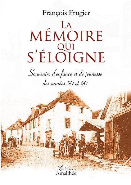 du 27 au 29 avril 2018 – La mémoire qui s'éloigne par François Frugier