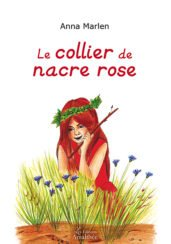 Le collier de nacre rose